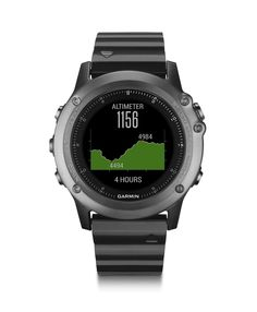 Garmin Fenix 3 GPS Multisport Watch with Outdoor Navigation - Grey: Amazon.co.uk: Electronics