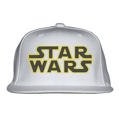 Star Wars Embroidered Snapback Hat