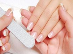 Guide to keep nails intact