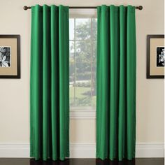 Green Curtains On Pinterest Lime Green Curtains