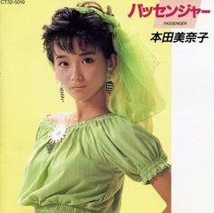 本田美奈子~パッセンジャー Honda Minako