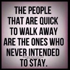 They never cared for u anyway! #quote