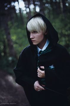 Draco Malfoy pinned from http://worldcosplay.net/photo/2190174