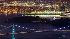 Downtown, Vancouver | Beyond the Bridge by Matzuda, via Flickr