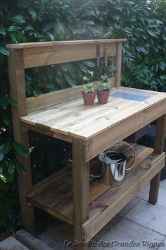 2470 meilleures images du tableau Table de jardin | Garden table ...