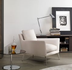 Casadesus Ava Armchair  Modern Furniture Vancouver