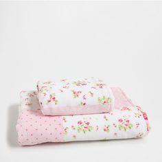 MEADOW FLOWERS TOWEL - Towels & Bathrobes - Bathroom | Zara Home United States