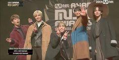 SHINee red carpet MAMA 2015