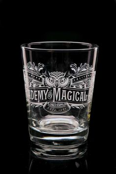 Rocks Glass   The Academy of Magical Arts $10