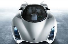 Futuristic Car, SSC Tuatara