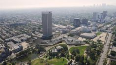 Peter Zumthor's new wing for the Los Angeles County Museum of Art. Via.
