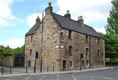 Provand's Lordship 1471 - Oldest House in Glasgow, Scotland