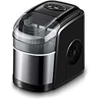 Ice Maker Countertop Machine with Self-Cleaning Function26LBS in 24 Hours 9 Bullet Cubes Ready in 6 Mins Compact Ice Cube Maker with Ice Scoop & Basket for Home Kitchen Office Bar (Black) #8 Ice Maker Countertop Machine with Self-Cleaning Function26LBS in 24 Hours 9 Bullet Cubes Ready in 6 Mins Compact Ice Cube Maker with Ice Scoop & Basket for Home Kitchen Office Bar (Black) $139.99 - $159.99 Office Bar, Kitchen Office, Best Appliances, Black 13, Cubes, Home Kitchens, Countertops, Compact, Bullet