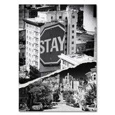 Found it at Wayfair - Staying in San Francisco by Philippe Hugonnard Graphic Art on Wrapped Canvas