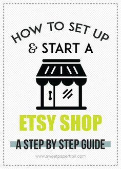 Start An Etsy Shop Looking to start a side hustle on Etsy? Read this step-by-step guide for full details!Looking to start a side hustle on Etsy? Read this step-by-step guide for full details! Business Planning, Business Tips, Online Business, Business Opportunities, Business Quotes, Business Grants, Business Essentials, Business Sales, Successful Business
