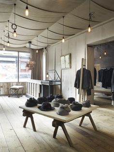 """HOSTEM, Shoreditch, London, UK,""""Mixing Antiques and Avant-Garde"""", pinned by Ton van der Veer"""