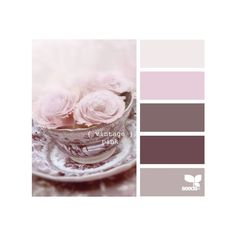 vintage pink ❤ liked on Polyvore