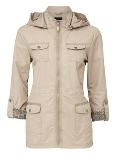 'Caterina' Water Resistant Jacket -