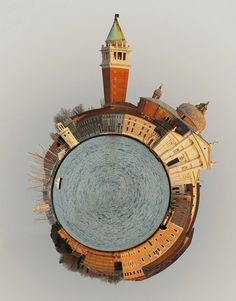 Create Your Own Planets Using Your Panoramas - Not a craft photography tip, but this is too cool!