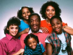 One of the biggest hit shows of the 80s, The Cosby Show left it's mark on television.  Eight years, over two-hundred episodes, (only!) two Emmys, two Golden Globes, and an endless supply of sweaters and hoagies.