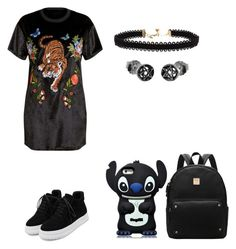 """""""untitled #218"""" by aj-mounger ❤ liked on Polyvore featuring WithChic and Vanessa Mooney"""