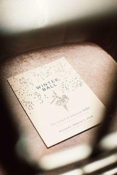 inspiration | gold foil stars on milky paper | via: ann street studio