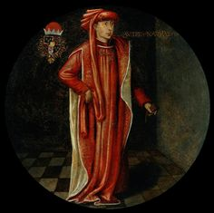 Philippe le Bon, duc de Bourgogne, en grand-maître de l'Ordre de la Toison d'Or