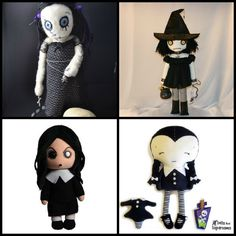 Lariats and Lavender: Monster Monday x Rag Dolls and Graveyard Chic