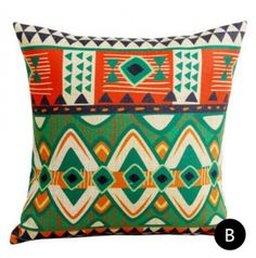 Purple geometric pillow for couch ethnic style color block decorative pillows Couch Pillows, Throw Pillows, Geometric Pillow, Ethnic Style, Ethnic Fashion, Decorative Pillows, Living Room, Purple, Color