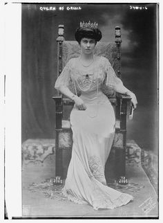 Queen of Greece (LOC) by The Library of Congress, via Flickr