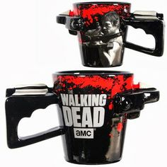 Daryl's Crossbow Coffee Mug.