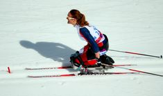 February 7 2018 - Birgit Skarstein secures her first World Para Nordic Skiing World Cup win of the season in Vuokatti, Finland