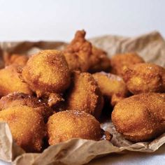 Hush Puppy Mix – This savory corn meal mix makes fulfilling, golden brown hush puppies.
