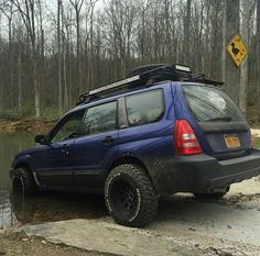 Subaru Forester Subaru Forester Lifted, Lifted Subaru, Lifted Cars, 4x4, Colin Mcrae, Offroader, Impreza, Car Pictures, Cool Cars