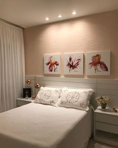 Perfect Idea Room Decoration The bedroom is a the theater for intensity. The beauty of young animals is that the world is their oyster. Bedroom Bed Design, Bedroom Furniture Design, Girl Bedroom Designs, Home Room Design, Bedroom Colors, Home Interior Design, Bedroom Decor For Women, Home Decor Bedroom, Living Room Decor