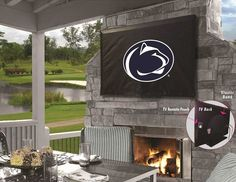 Use the Exclusive coupon code PINFIVE to receive an additional 5% off the Penn State University Nittany Lions TV Cover