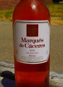 Marques de #Caceres Dry Rose
