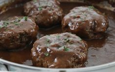 This amazing Salisbury steak recipe uses brown gravy mix to make it even easier to make but you can always make you own brown gravy if you…