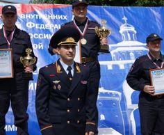 Башкирские полицейские - призеры соревнования по стрельбе