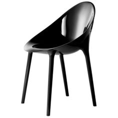 My design inspiration: Super Impossible Chair Black on Fab.