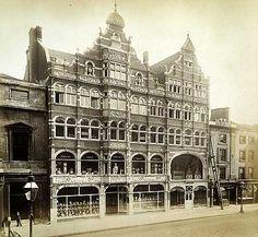 Duveen, 175-181 Oxford Street, Marylebone St Johns Wood And Mayfair, Greater London 1885