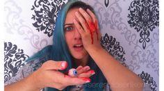 Halloween Room Decor Tutorial DIY Bloody Eyeballs!-Occhi insanguinati!  #Halloween #Tutorial #DIY #Howto #Halloweendecoration #Halloweendecorations #Halloweenparty #costume #halloweencostume #halloweendiy #roomdecor #roomspiration #roomdecoration #spooky #boo #killbill #quentintarantino #costumehalloween #DIYhalloween #falldecorations #horror #ahs #americanhorrorstory #moira #thewalkingdead #twd #sangue #blood #bloody #bloodyeyeballs #veins #muscles #anatomy #pinspiration