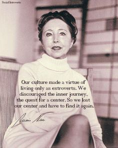 Anais Nin / Quote / Insight <3
