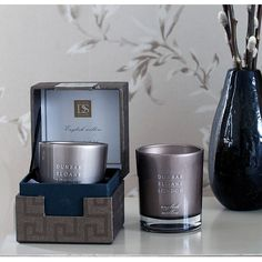 NEW! English Willow Scented Candle, by Dunbar Sloane London