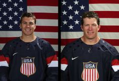 Congratulations to Suter and Parise, who were both named to Team USA for Sochi 2014.
