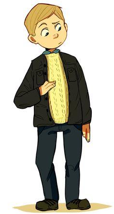 John Watson's Sweaters