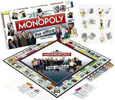 NBC: The Office Monopoly Board Game! Yes, please!