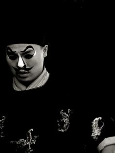 Beijing Opera by Arkamitra Roy