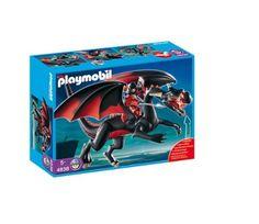 Playmobil 4838 Dragon Land Set: Giant Dragon with LED Fire ($34.99)