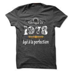 FABRIQU EN 1978 T-SHIRTS, HOODIES (23.99$ ==► Shopping Now) #fabriqu #en #1978 #shirts #tshirt #hoodie #sweatshirt #fashion #style